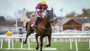 Having won impressively on his seasonal return at Down Royal, Road to Respect was sent off the 9-4 favourite to successfully defend his crown in the Savills Chase over Christmas