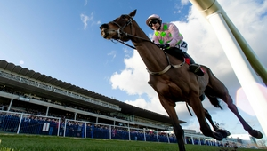 Ruby Walsh steered Min to a handy win in the Ladbrokes Dublin Chase in Leopardstown