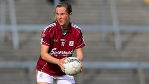 Tracey Leonard was on song for Galway