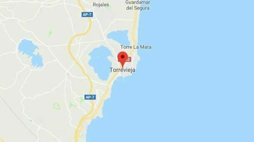 Google Map Of Spain.Four In Spanish Court Over Discovery Of Irishman S Body