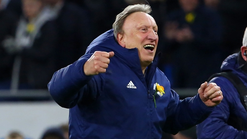 """Neil Warnock: """"Nobody gave him a chance either, he has been written off that many times and we have."""""""