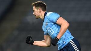 Dean Rock scored Dublin goal