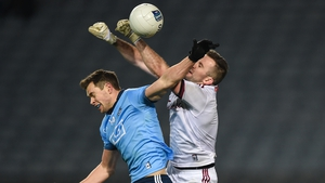 Dean Rock's challenge on Maghnus Breathnach led to the only goal of the game