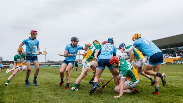Dublin made it two wins from two with victory over Offaly in Tullamore