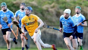 James McNaughton was the match-winner for Antrim against Meath (file picture)