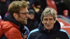 Manuel Pellegrini is eyeing an ambush against Liverpool