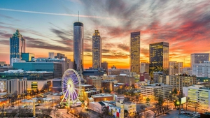 Atlanta is a sprawling metropolis, where food and culture thrives