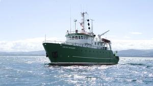 The Marine Institute's RV Celtic Voyager will be replaced