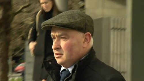 Patrick Quirke has pleaded not guilty to the murder of Bobby Ryan in 2011