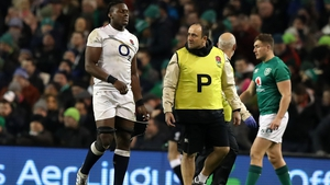 Itoje is crucial figure in England's pack