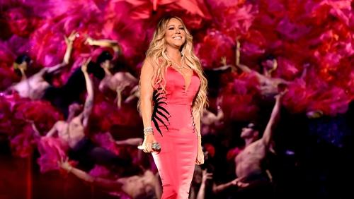 Mariah Carey - secret grunge queen