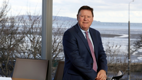 Sedgwick CEO Malcolm Hughes says the company will fill the new Dublin jobs over the next two years
