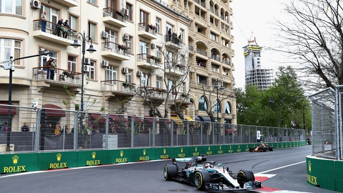 The Baku-based race had been earmarked as the new season opener