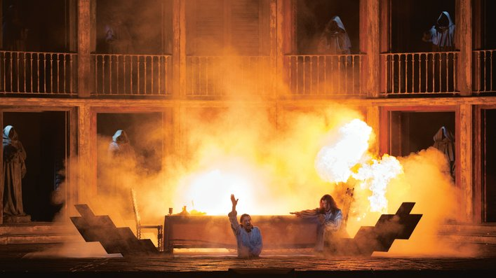 Opera Night presents Mozart's Don Giovanni from the Met | Sat 7pm