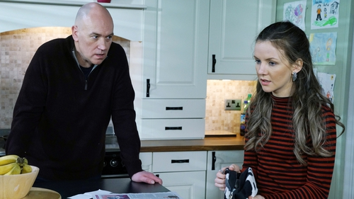Charlotte is gutted as Paul's plan works