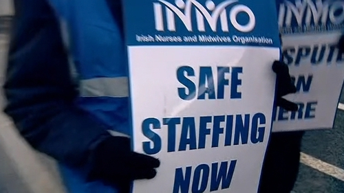 An estimated 50,000 patients or service users are affected by the strike action