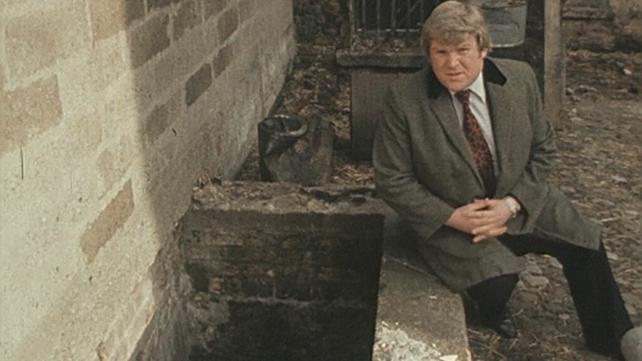 Derek Davis at Smithfield tunnel (1979)