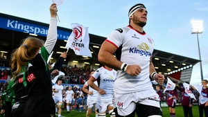 Marcell Coetzee starts for Ulster