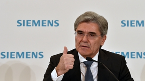 Siemens CEO Joe Kaeser is stepping down today after leading the company since August 2013