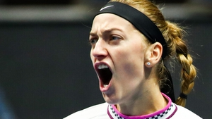 Petra Kvitova suffered severe wounds to her playing left hand