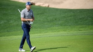 Sergio Garcia was disqualified in Saudi Arabia