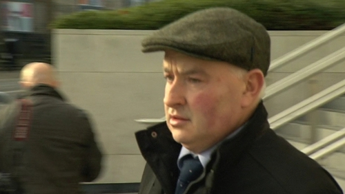 Patrick Quirke has pleaded not guilty to the murder of Mr Ryan
