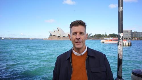 Dermot Bannon visits Sydney