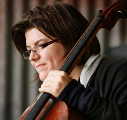 Claire Fitch at Spike, the Dublin Alternative Cello Festival 2019
