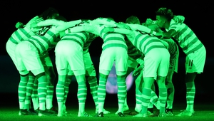 Celtic are six points clear