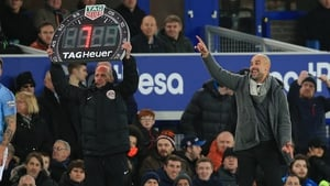 Pep was in seventh heaven after another win