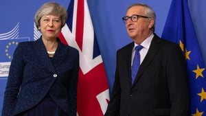 Theresa May will meet European Commission president, Jean-Claude Juncker, in Brussels tomorrow