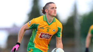 Galway defender Kieran Molloy will have to choose between Corofin and NUIG on Saturday week