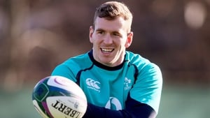 Chris Farrell is likely to be named in the Ireland team at 1.45pm