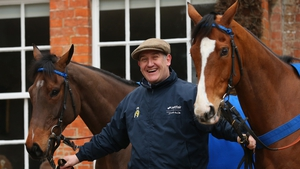 Donald McCain is a Grand National and Grade One winning trainer