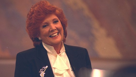 Cilla Black on The Late Late Show (1994)