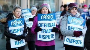 Nurses have staged three days of strike action over pay and conditions
