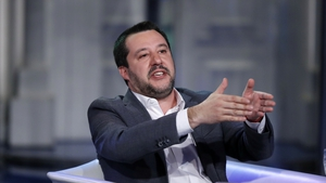 Salvini has declared Italy's ports closed to illegal migrants and asylum seekers