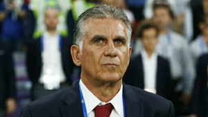 Carlos Queiroz took over at Colombia in 2019 after eight years with Iran