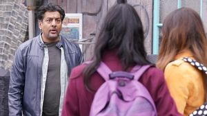 More stress for Masood!
