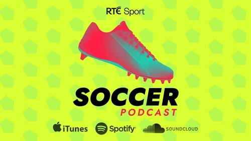Adrian Eames is joined by Stephen O'Donnell and Gavin Dykes on this week's episode.