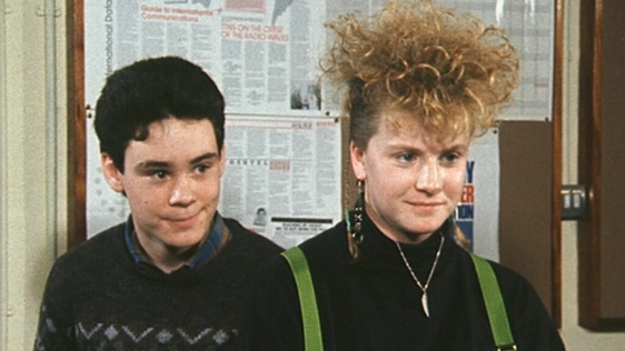 Shannon students (1989)
