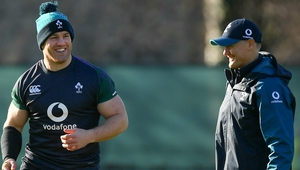 Green no more? Sean O'Brien likely to follow Joe Schmidt out of Irish set-up after the World Cup