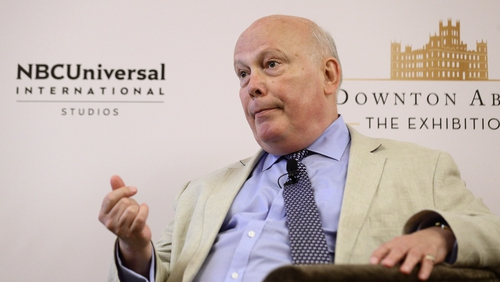 Julian Fellowes - Reuniting with Downton Abbey producers Carnival Films