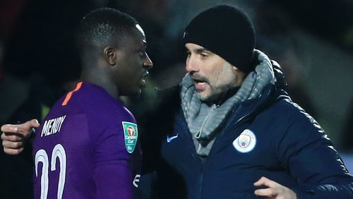 Pep Guardiola Swears After Learning of Benjamin Mendy's 'Hong Kong' Trip