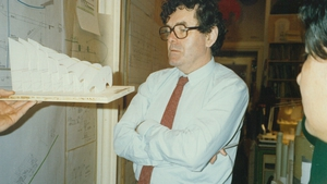 Engineer Peter Rice, the subject of 'An Engineer Imagines'
