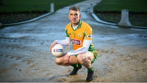 Kieran Fitzgerald is aiming for a third All-Ireland club title