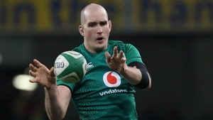 Devin Toner is out for two months after having an operation on his ankle