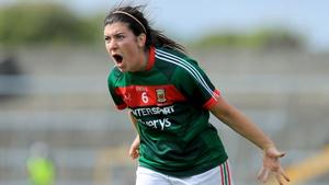 Rachel Kearns will start at full-forward for Mayo