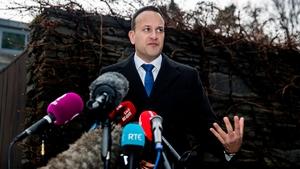 Taoiseach Leo Varadkar was speaking ahead of the talks in Belfast today