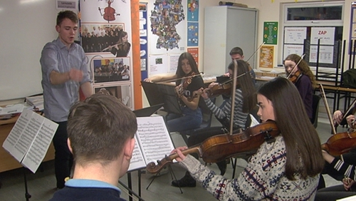 The Athenry Music School was established in 2007, with just 16 children involved